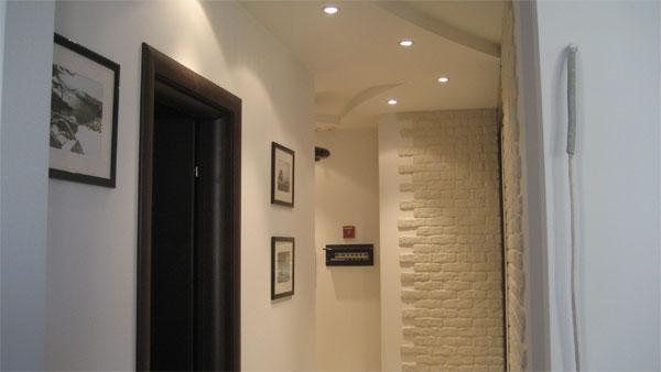 Декорирование фото коридора