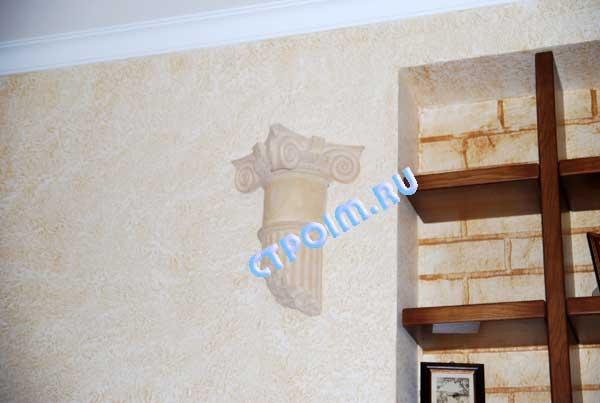 Декорирование ниши в стене фото