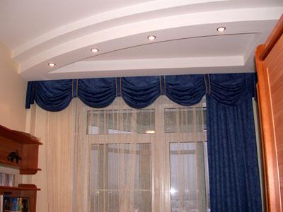 Галерея интерьеров квартир коттеджей