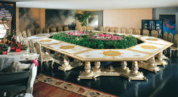 Выбираем стильный интерьер часть 1 интерьеры в стиле барокко.