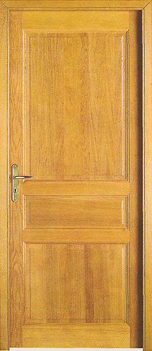 Дверь деревянная из дуба — Золотой ключ